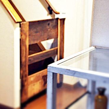木製ベビーゲート