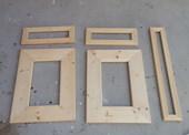 2. 引出や扉の作成