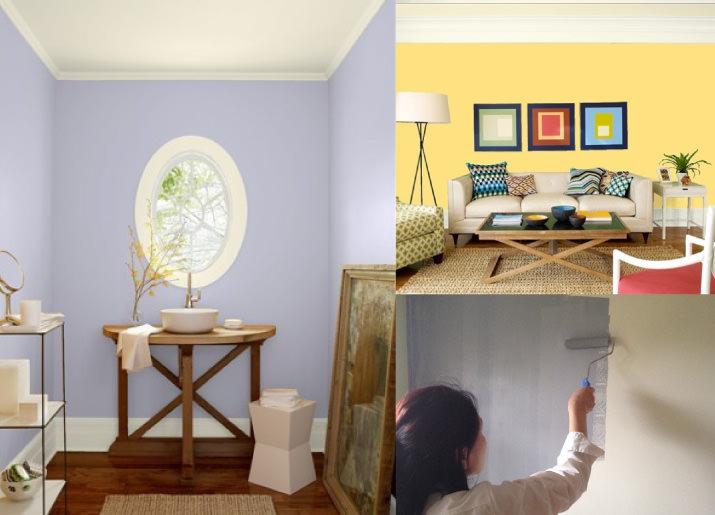 賃貸の壁を、自由に塗れる壁にする裏技