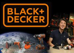 メーカーインタビュー「道具の遺伝子」<br>vol.3 ブラック・アンド・デッカー
