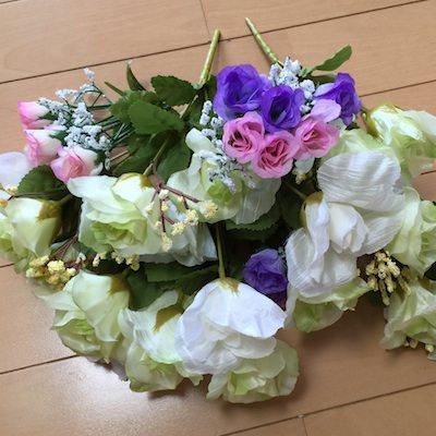 【材料】造花