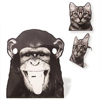 アニマルグラスホルダー チンパンジー