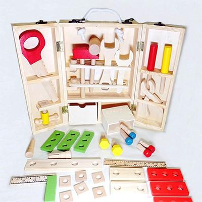 【JapaNice】Wood Tool ボクの工具箱
